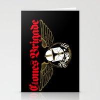Clones Brigade 2 Stationery Cards