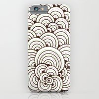 iPhone & iPod Case featuring Dot Cluster 4 by Sarah J Bierman