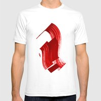 Hobb Mens Fitted Tee White SMALL