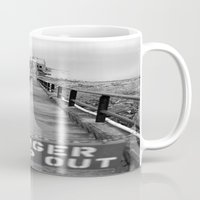 danger danger Mug