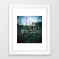 Amsterdam Multiple Expos… Framed Art Print