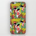 Tiger Pattern iPhone & iPod Skin