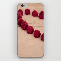 I Heart You Because You'… iPhone & iPod Skin