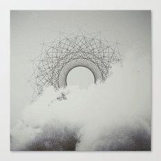 The Invisible Spectrum Canvas Print