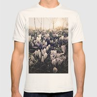 the promise Mens Fitted Tee Natural SMALL