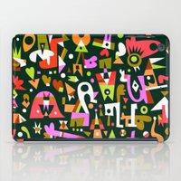 Schema 16 iPad Case