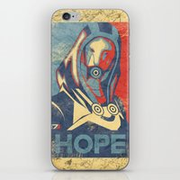 Tali Zorah : HOPE iPhone & iPod Skin