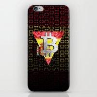 Bitcoin Spain iPhone & iPod Skin