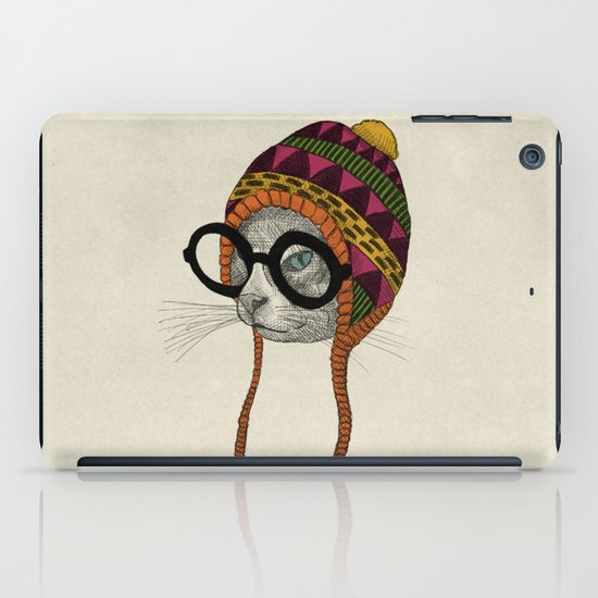 foolishness is in the eye of the beholder iPad Case