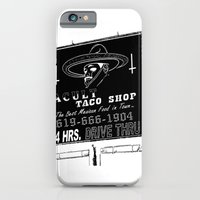 iPhone & iPod Case featuring TACO SMELL by A C U L T