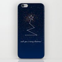 wish tree iPhone & iPod Skin