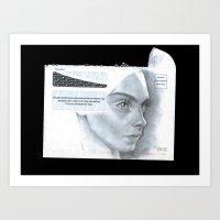 Envelope 1 Art Print