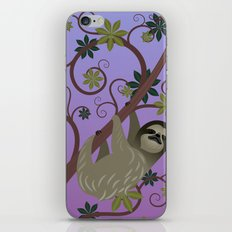 Sloth in a Tree iPhone & iPod Skin