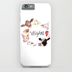 Vegan Slim Case iPhone 6s
