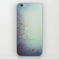 Spring Awakening III iPhone & iPod Skin