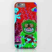 Flesh and Teeth's iPhone 6 Slim Case