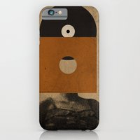 iPhone & iPod Case featuring VINYL RECORD HEAD by Carlos Hernandez
