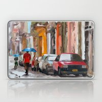 Havana Rain Laptop & iPad Skin