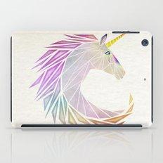 unicorn cercle iPad Case