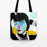 Anna May Tote Bag