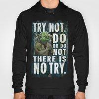 Yoda Jedi Master Giclee Art Print/ Geekery Poster / Fan Art Hoody