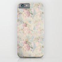 Faded Rose iPhone 6 Slim Case