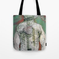 To be silent Tote Bag