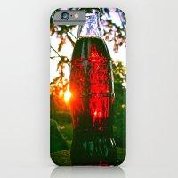 Cola sunset iPhone 6 Slim Case