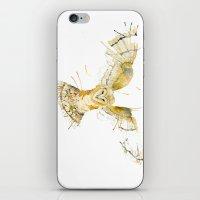 My Barn Owl iPhone & iPod Skin