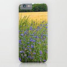 Field of Blue iPhone 6s Slim Case