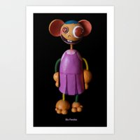 Bia Favolas Art Print