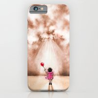 iPhone & iPod Case featuring WINDS OF CHANGE  by Dianah B
