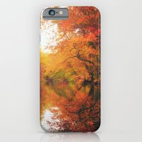 iPhone & iPod Case featuring glory by Elina Cate