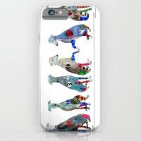 Racers 6 iPhone 6 Slim Case