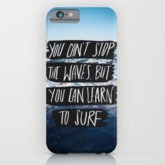 Learn to Surf iPhone 6s Slim Case