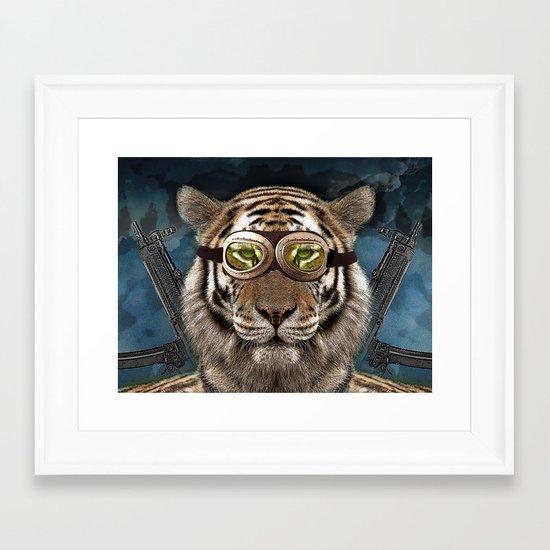 Sumatra Framed Art Print