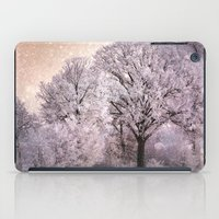 Winter Oak Fantasy iPad Case
