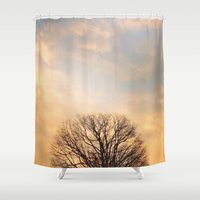 Tree Top Shower Curtain
