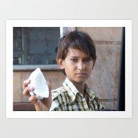 India 360° Art Print