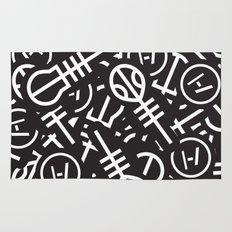 TØP Stickers Rug