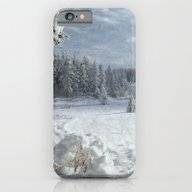 Scenery Forest Winter Wo… iPhone 6 Slim Case