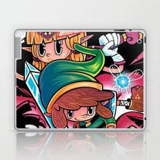 Piece Keepers Laptop & iPad Skin