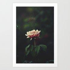 A Little Romance Art Print