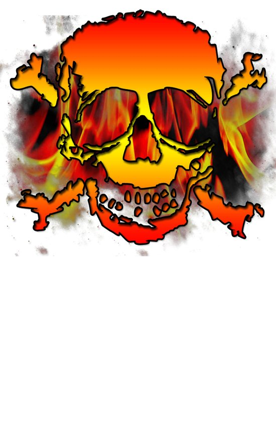 skulls Art Print