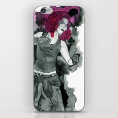 Fight iPhone & iPod Skin