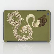 Unleashed Imagination iPad Case
