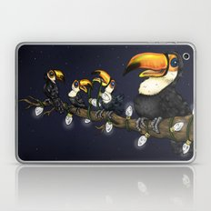 Christmas Toucans Laptop & iPad Skin