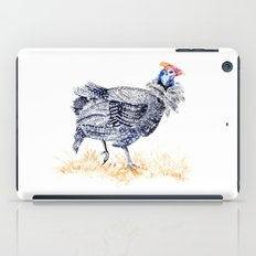 Guineafowl iPad Case
