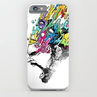 INKS'PLOSION iPhone 6 Slim Case