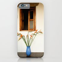 iPhone & iPod Case featuring GUATEMALAN BIRD OF PARADISE by Megan Robinson
